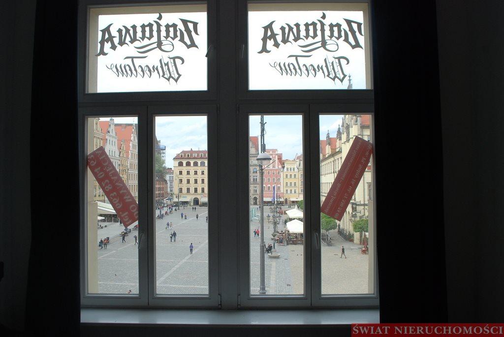 Mieszkanie dwupokojowe na wynajem Wrocław, Rynek, Rynek  70m2 Foto 4