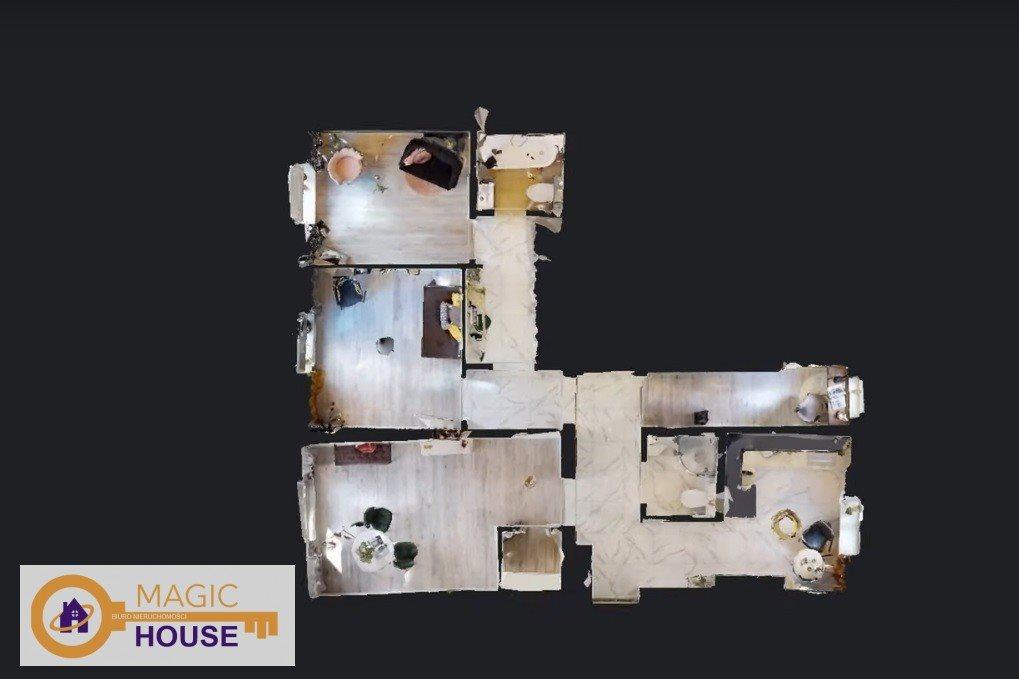 Mieszkanie trzypokojowe na sprzedaż Gdańsk, Wrzeszcz, Wajdeloty  66m2 Foto 12