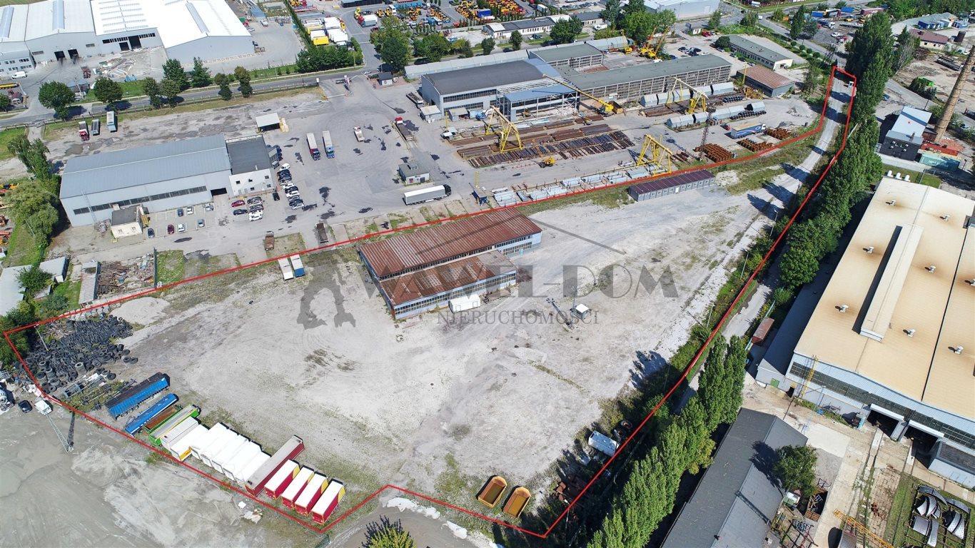 Działka przemysłowo-handlowa na sprzedaż Kraków, Nowa Huta  20000m2 Foto 2