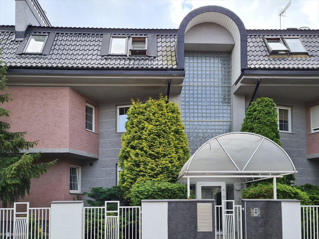 Mieszkanie czteropokojowe  na sprzedaż Warszawa, Wilanów, Łowcza  116m2 Foto 9