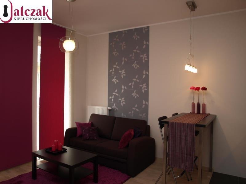 Mieszkanie dwupokojowe na wynajem Gdańsk, Stare Miasto, Kwartał Kamienic, TANDETA  45m2 Foto 8