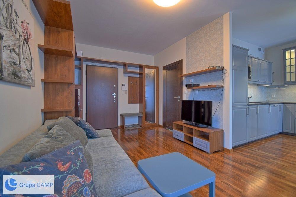 Mieszkanie dwupokojowe na wynajem Kraków, Śródmieście, Lubicz  44m2 Foto 4
