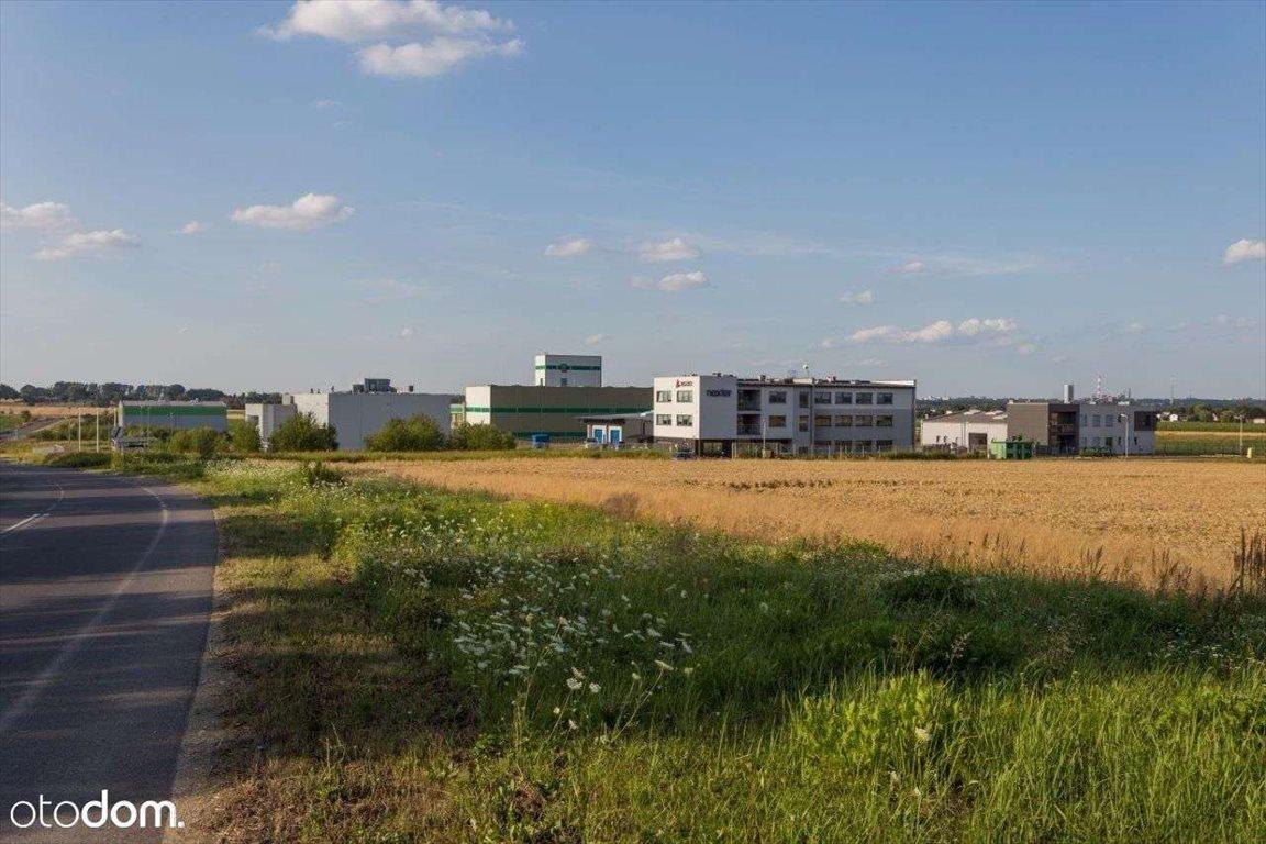 Działka przemysłowo-handlowa na sprzedaż Gierałtowice  3500m2 Foto 1