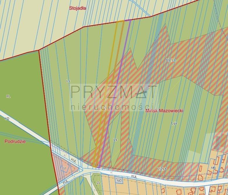 Działka komercyjna na sprzedaż Mińsk Mazowiecki, Tadeusza Smoleńskiego  10133m2 Foto 1