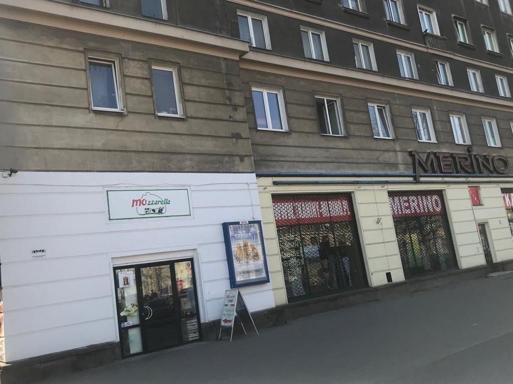 Lokal użytkowy na wynajem Warszawa, Śródmieście, al. Jana Pawła  107m2 Foto 3