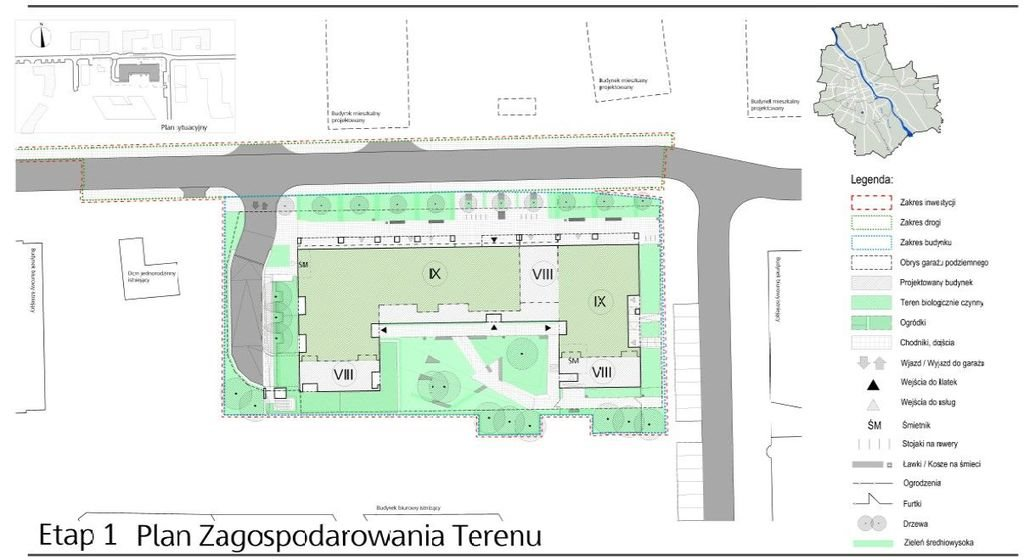 Lokal użytkowy na sprzedaż Warszawa, Mokotów, Ksawerów, Domaniewska  125m2 Foto 4