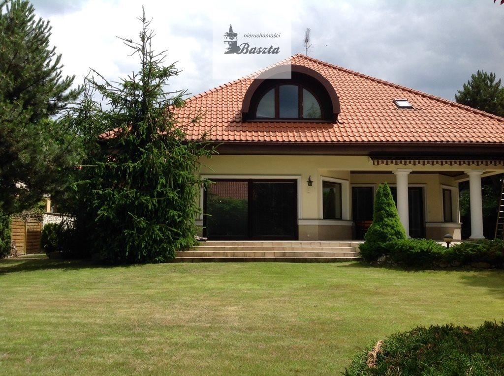 Luksusowy dom na wynajem Konstancin-Jeziorna  450m2 Foto 1