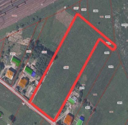 Działka rolna na sprzedaż Jasło, Hankówka, Rzemieśnicza  6312m2 Foto 1