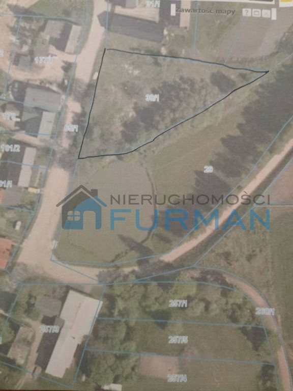 Działka inna na sprzedaż Radosiew  2155m2 Foto 1