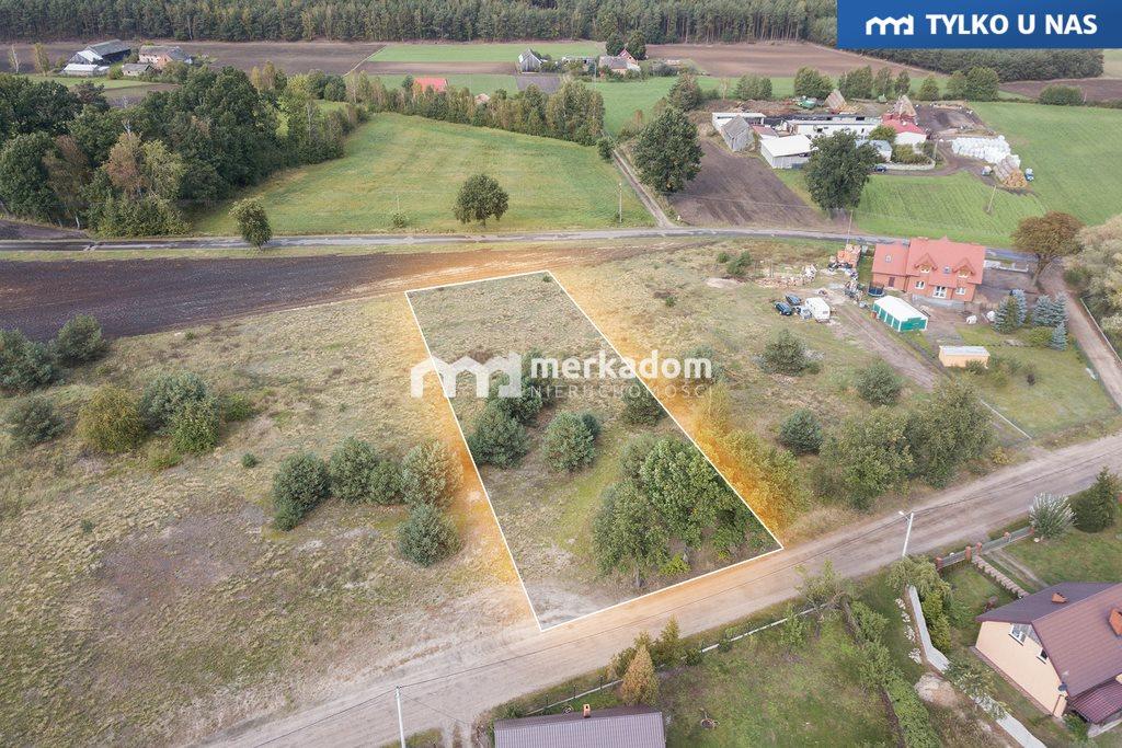 Działka budowlana na sprzedaż Lipa  2100m2 Foto 1