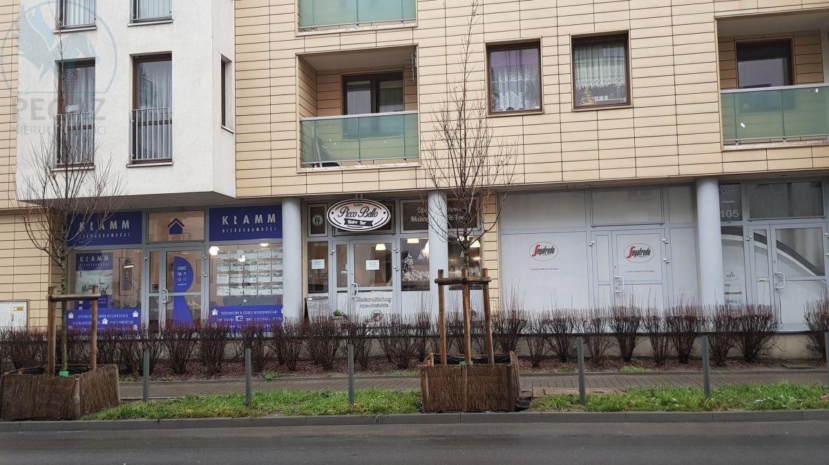 Lokal użytkowy na sprzedaż Poznań, Grunwald, Łazarz, Kasprzaka, Kasprzaka  90m2 Foto 2