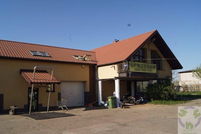 Lokal użytkowy na sprzedaż Koszwały, Lipowa  585m2 Foto 1