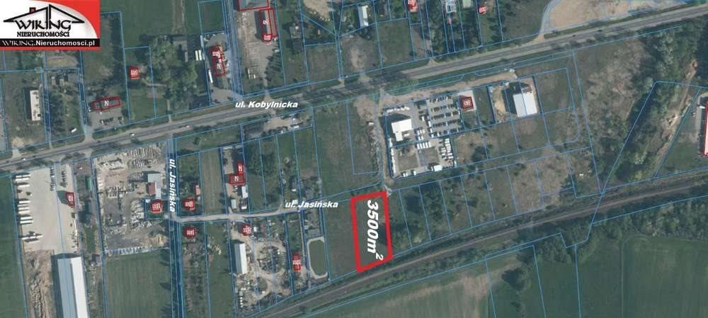 Działka przemysłowo-handlowa na sprzedaż Bugaj, Jasińska  3500m2 Foto 7