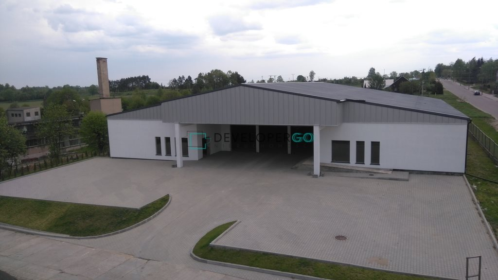 Lokal użytkowy na sprzedaż Dąbrowa Białostocka  1695m2 Foto 2