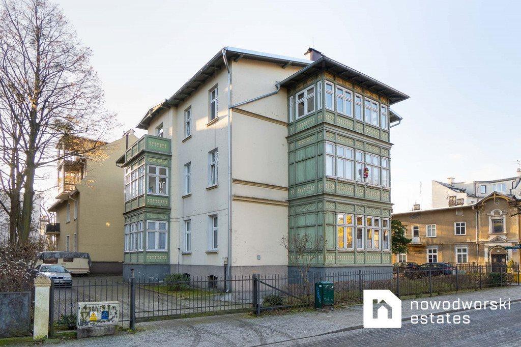 Mieszkanie czteropokojowe  na wynajem Sopot, Dolny, Parkowa  90m2 Foto 2