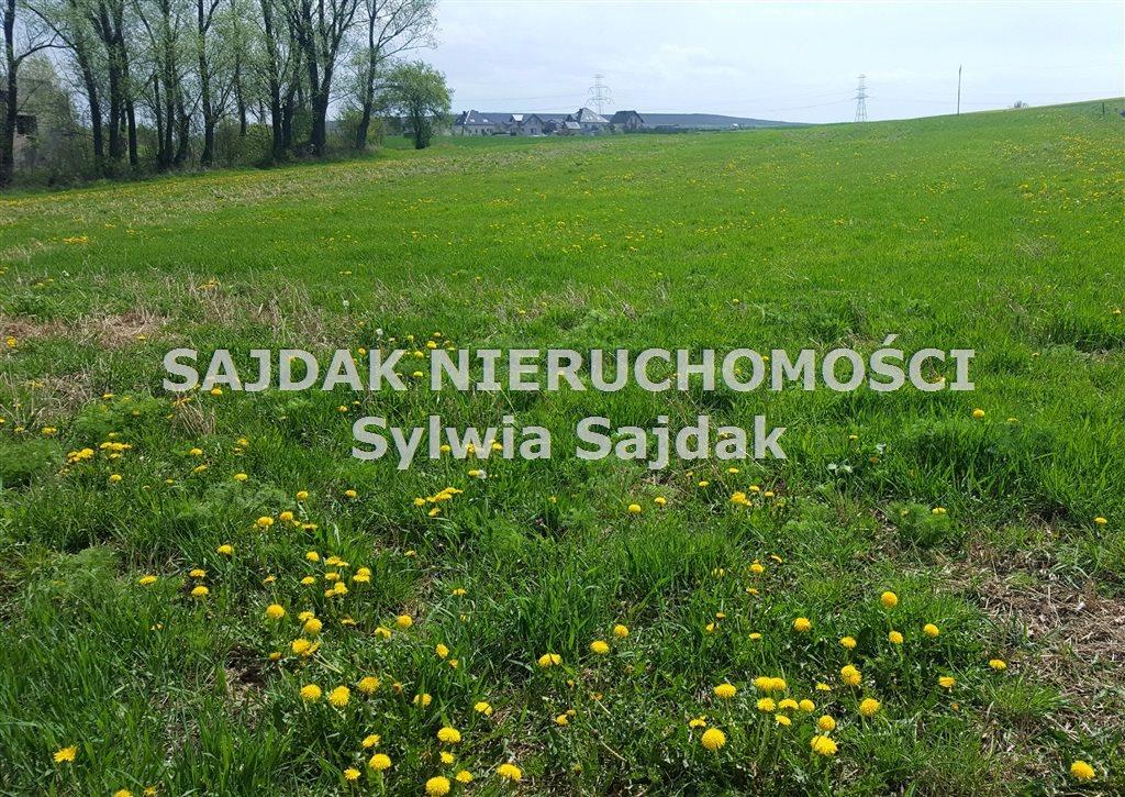 Działka budowlana na sprzedaż Jastrzębie-Zdrój, Szeroka  1126m2 Foto 1