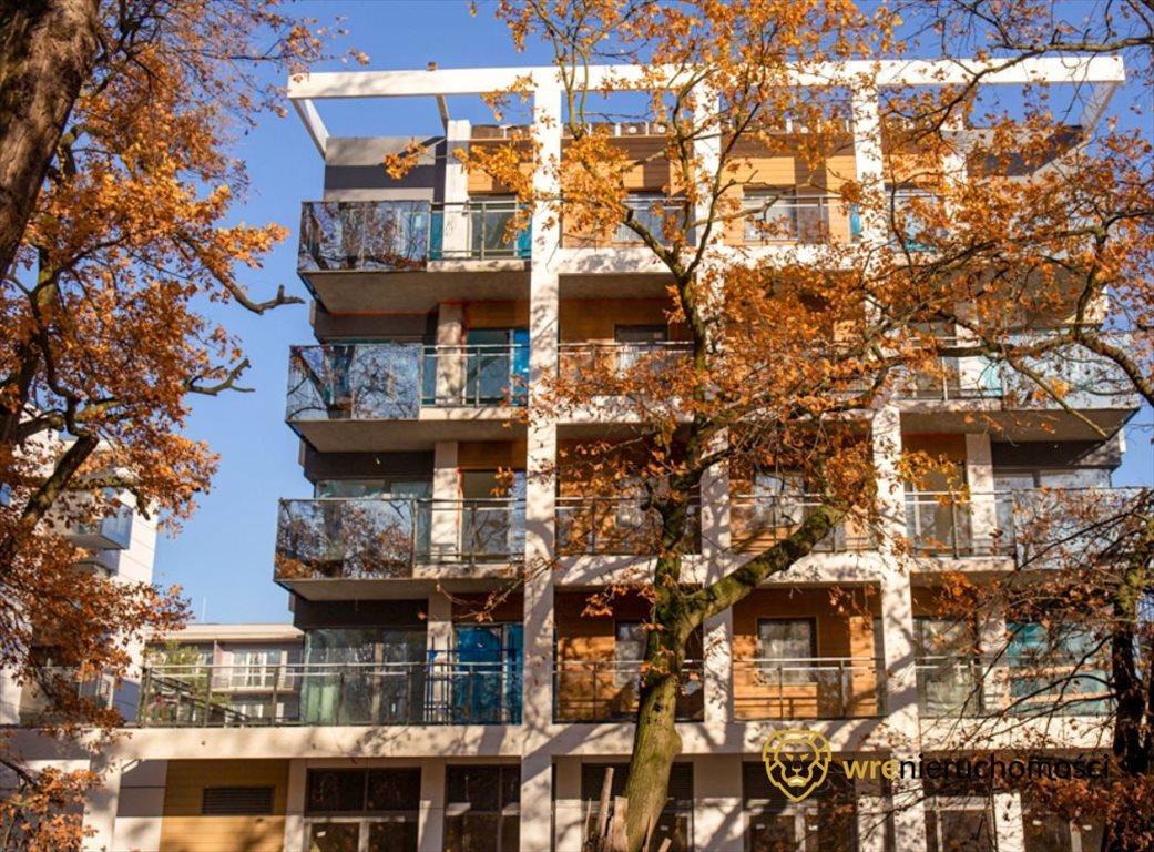 Mieszkanie dwupokojowe na sprzedaż Wrocław, Swojczyce, Marca Polo  37m2 Foto 3