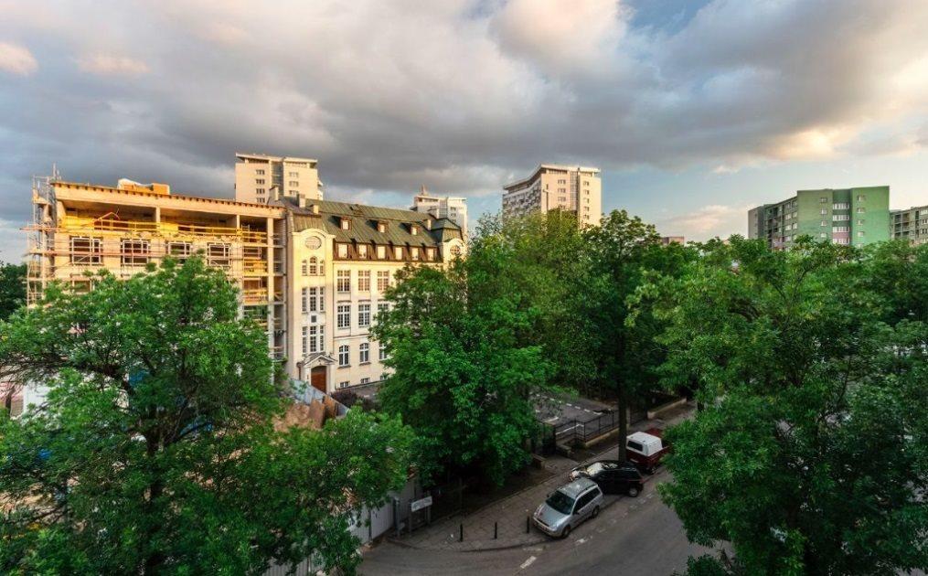 Mieszkanie trzypokojowe na sprzedaż Warszawa, Śródmieście, Zagórna  75m2 Foto 1