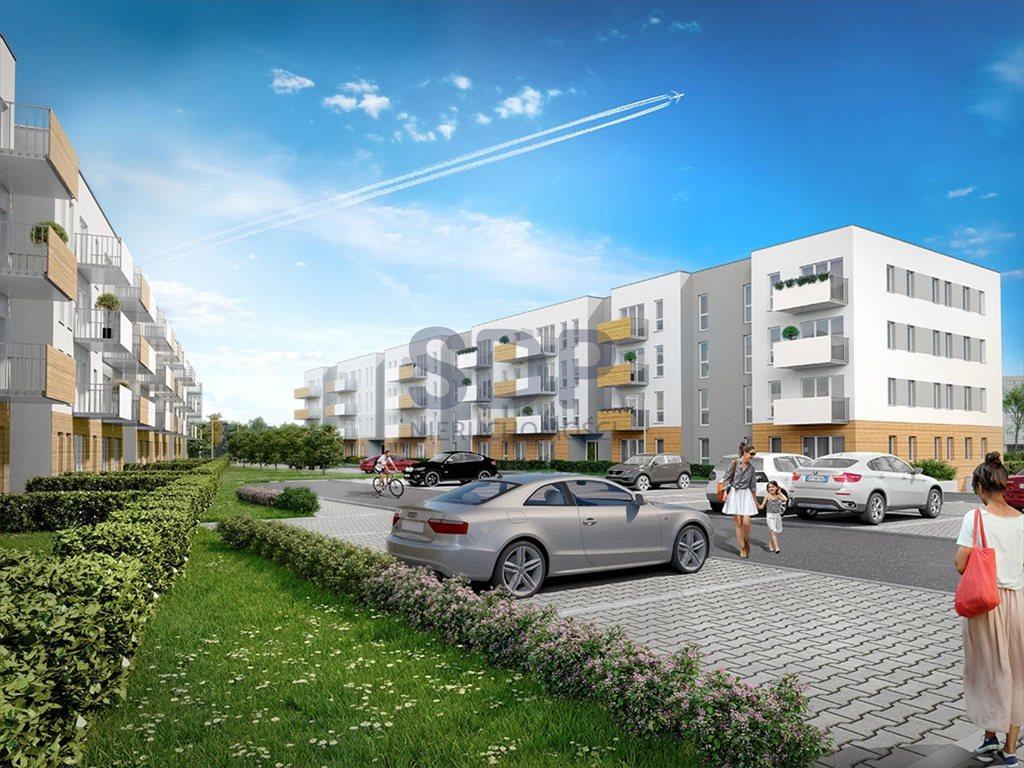 Mieszkanie trzypokojowe na sprzedaż Wrocław, Krzyki, Klecina, Dożynkowa  51m2 Foto 6