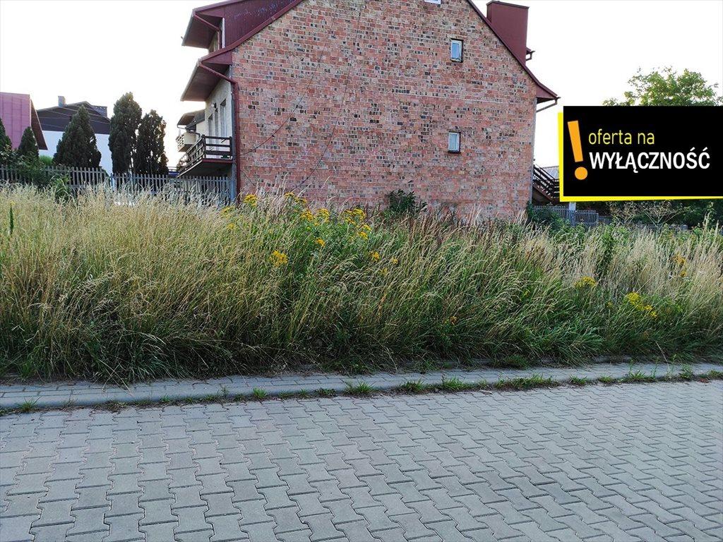 Działka budowlana na sprzedaż Kielce, Ostra Górka  486m2 Foto 2