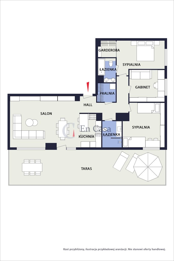 Mieszkanie czteropokojowe  na sprzedaż Warszawa, Włochy, Przerwana  110m2 Foto 7