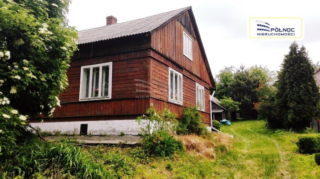 Dom na sprzedaż Poręba Dzierżna  80m2 Foto 1