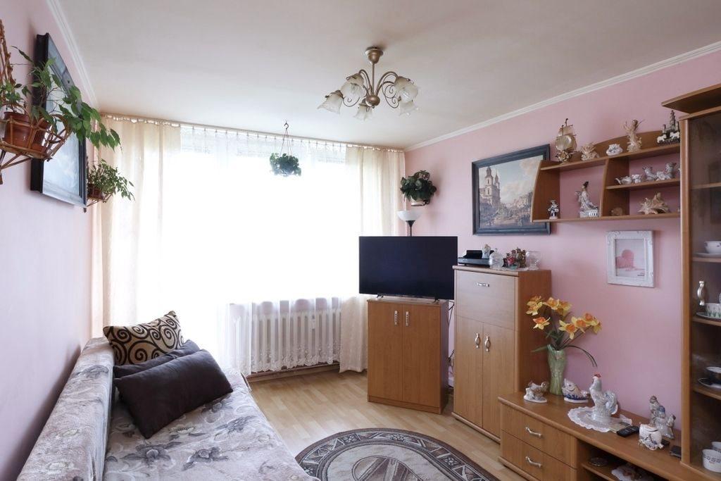 Mieszkanie dwupokojowe na sprzedaż Warszawa, Targówek Bródno, Balkonowa  37m2 Foto 3