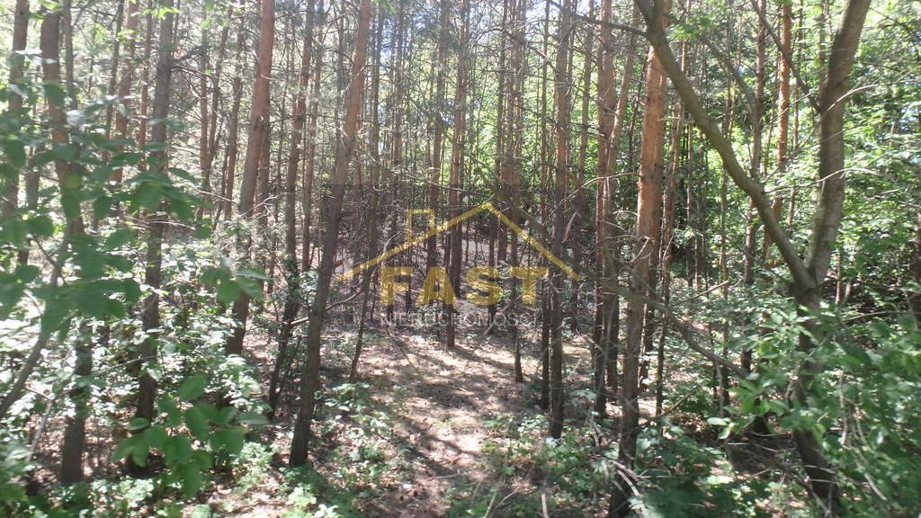 Działka leśna na sprzedaż Otwock  1262m2 Foto 8