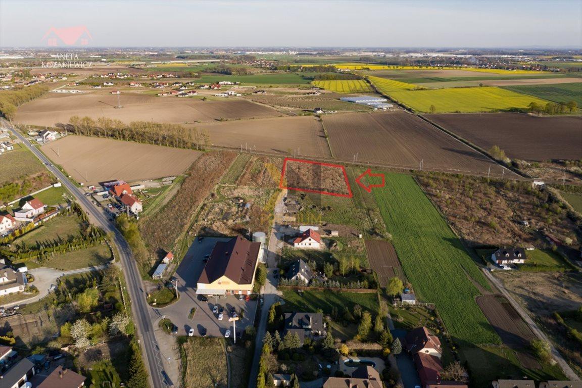Działka rolna na sprzedaż Smolec, Borowikowa  5975m2 Foto 2