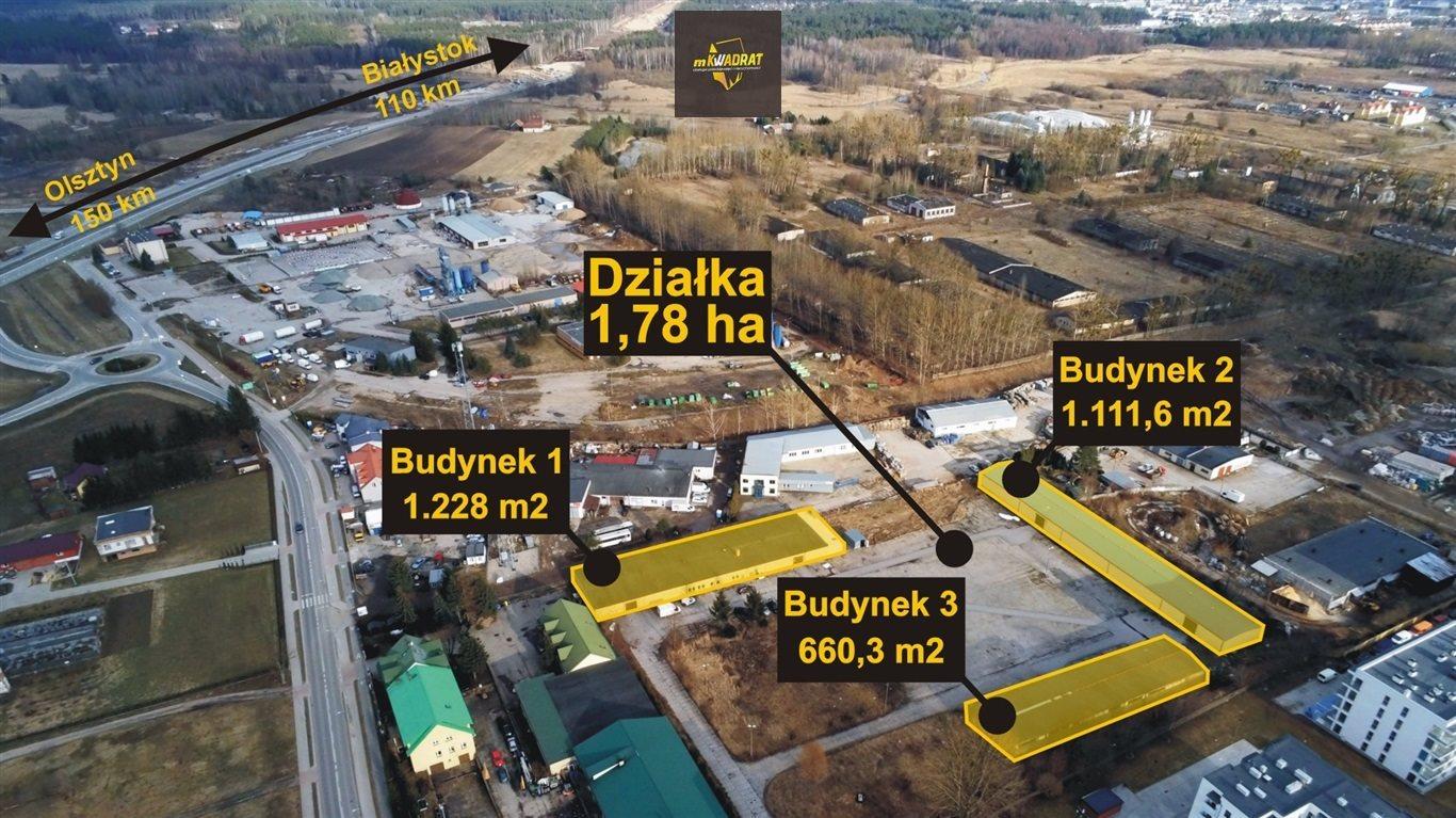 Lokal użytkowy na wynajem Ełk, Konieczki  3000m2 Foto 1