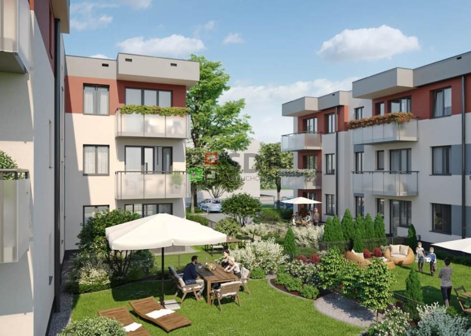 Mieszkanie trzypokojowe na sprzedaż Wrocław, Psie Pole, Wojnów, Perkusyjna  63m2 Foto 3