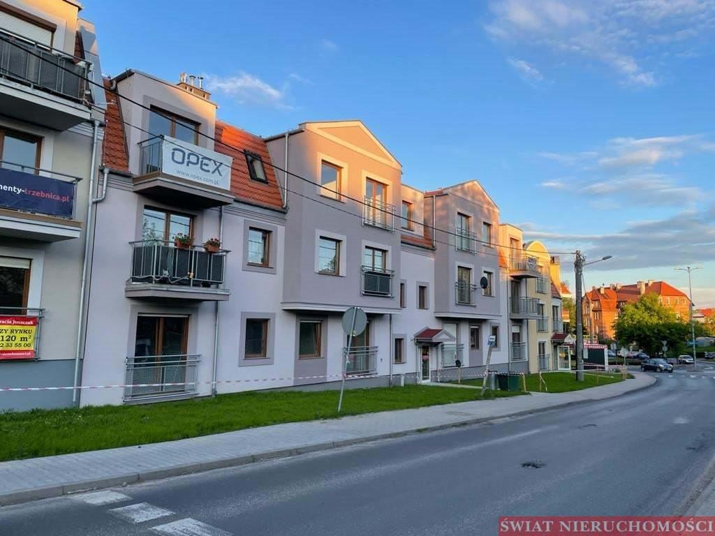 Mieszkanie trzypokojowe na sprzedaż Trzebnica  66m2 Foto 3