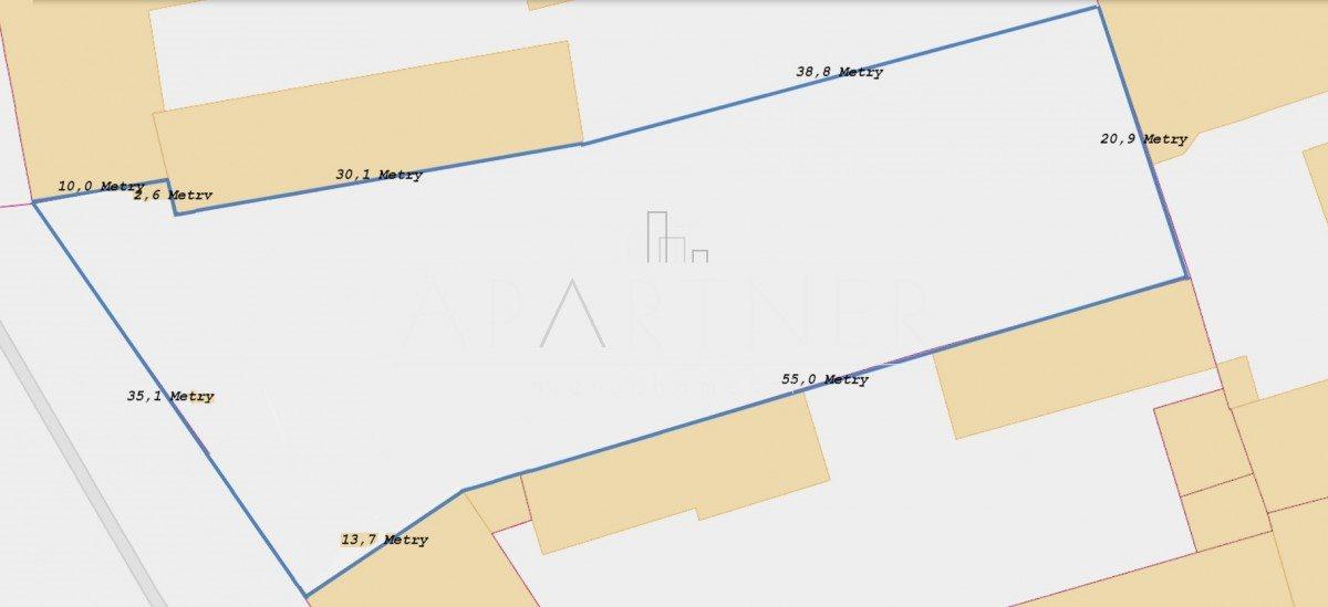 Działka przemysłowo-handlowa na sprzedaż Łódź, Górna  1685m2 Foto 1