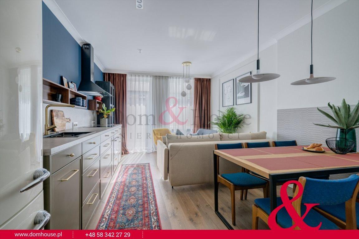 Mieszkanie czteropokojowe  na sprzedaż Gdańsk, Śródmieście  63m2 Foto 9
