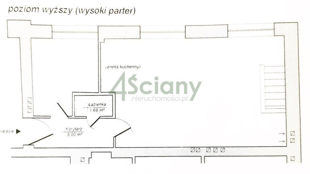 Mieszkanie dwupokojowe na sprzedaż Warszawa, Bemowo, Powstańców Śląskich  56m2 Foto 5