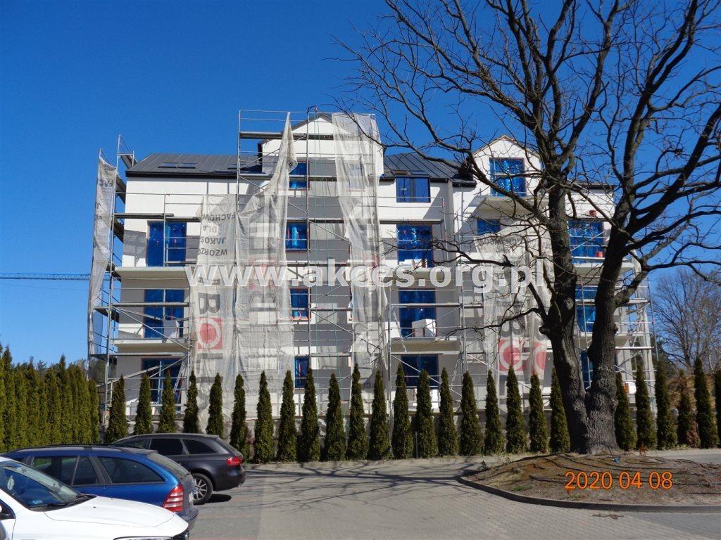 Mieszkanie dwupokojowe na sprzedaż Bukowy Dworek  63m2 Foto 1