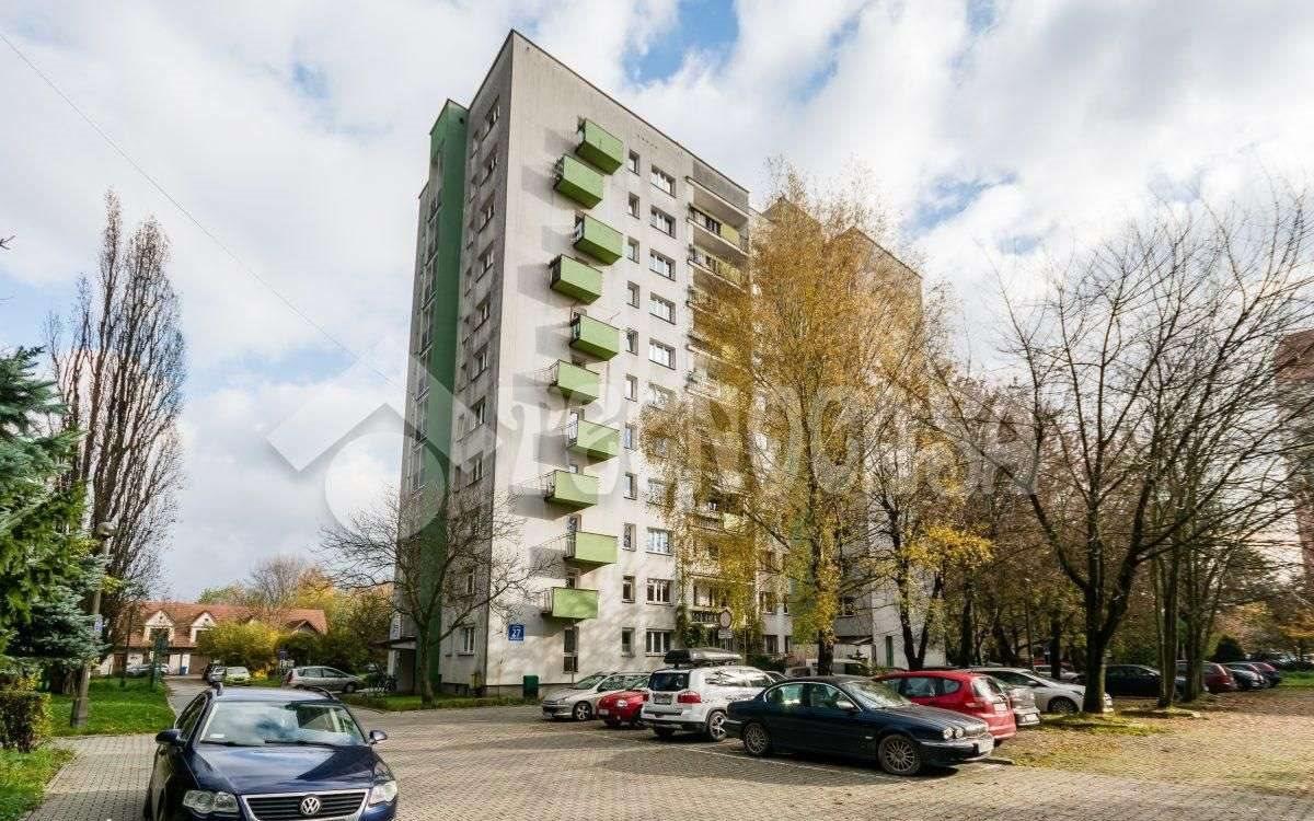 Mieszkanie trzypokojowe na sprzedaż Kraków, Dębniki, kraków  57m2 Foto 1