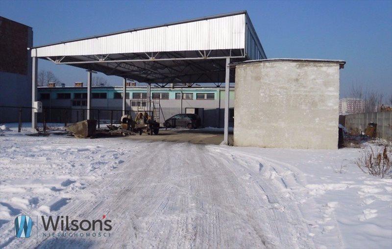 Działka przemysłowo-handlowa pod dzierżawę Radom, Średnia  1500m2 Foto 2