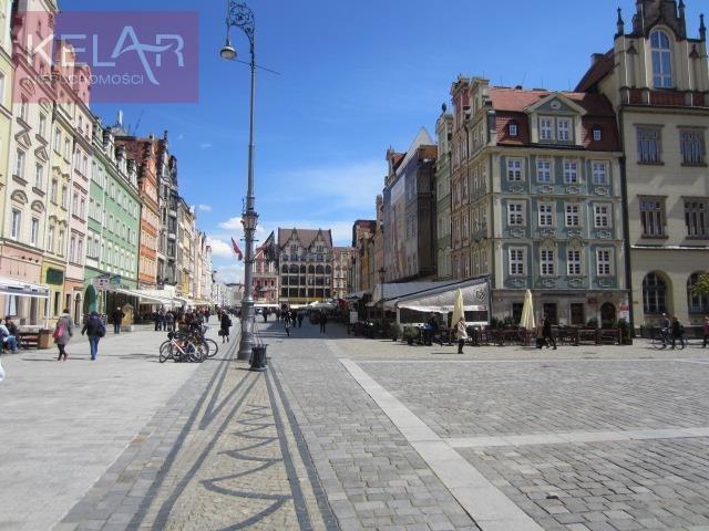Lokal użytkowy na wynajem Wrocław, Stare Miasto, RYNEK RATUSZ  280m2 Foto 1