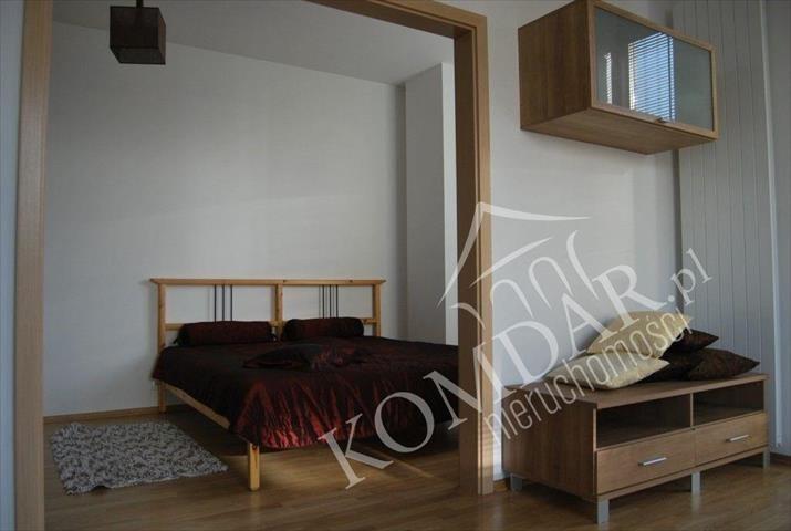 Mieszkanie dwupokojowe na wynajem Warszawa, Wilanów, Sarmacka  45m2 Foto 4