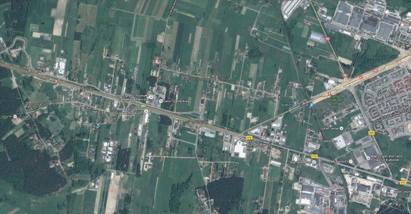Lokal użytkowy na sprzedaż Porosły, Wylot na Warszawę  1265m2 Foto 1
