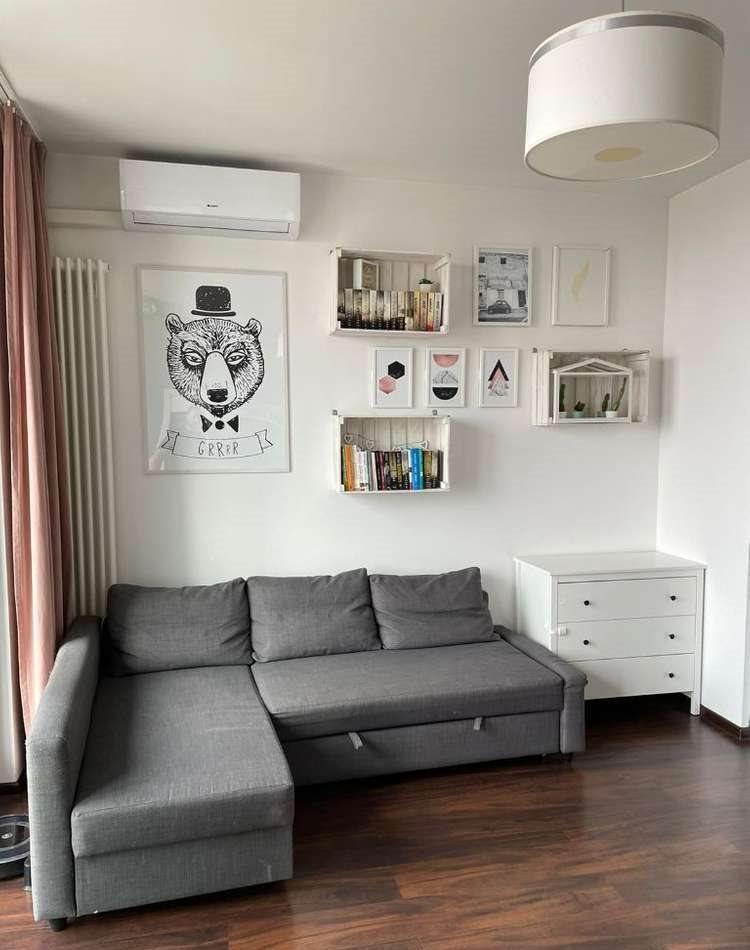 Mieszkanie dwupokojowe na sprzedaż Warszawa, Ochota, Grójecka  52m2 Foto 7