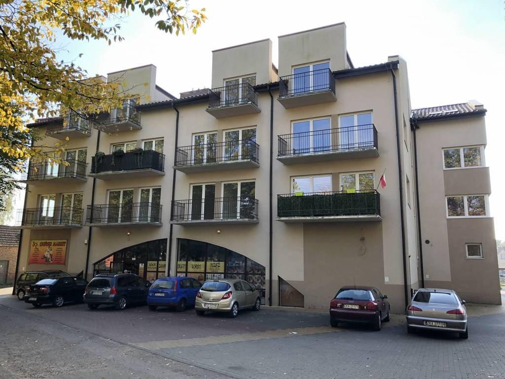 Mieszkanie dwupokojowe na sprzedaż Kamień Pomorski  52m2 Foto 1