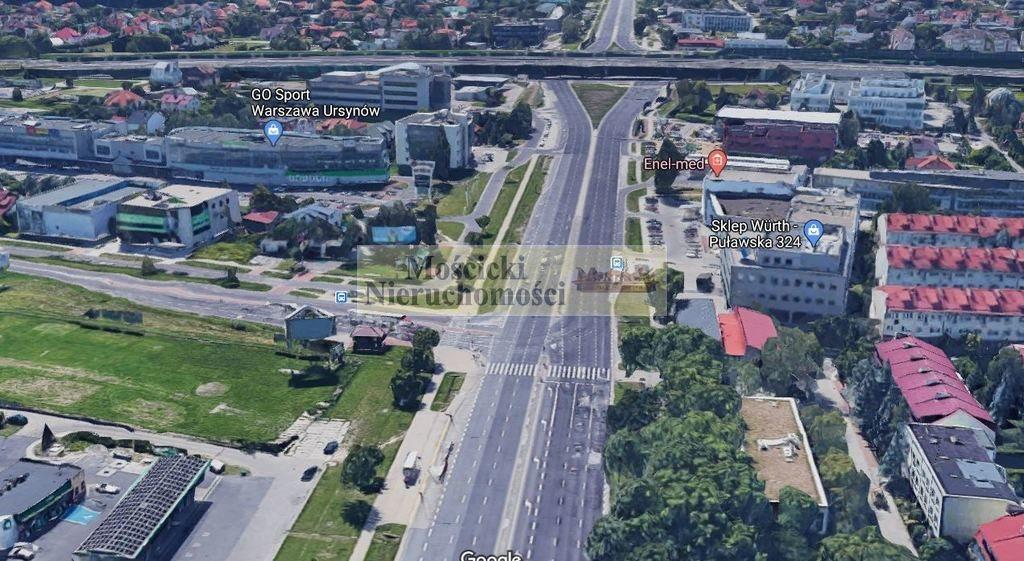 Działka inwestycyjna na sprzedaż Warszawa, Ursynów  536m2 Foto 3