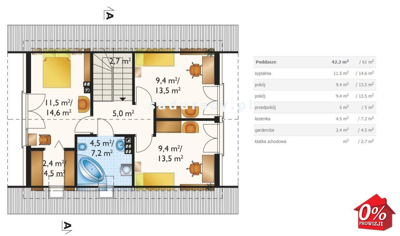 Dom na sprzedaż Proszowice, Proszowice, Opatkowice, Racławicka  124m2 Foto 4