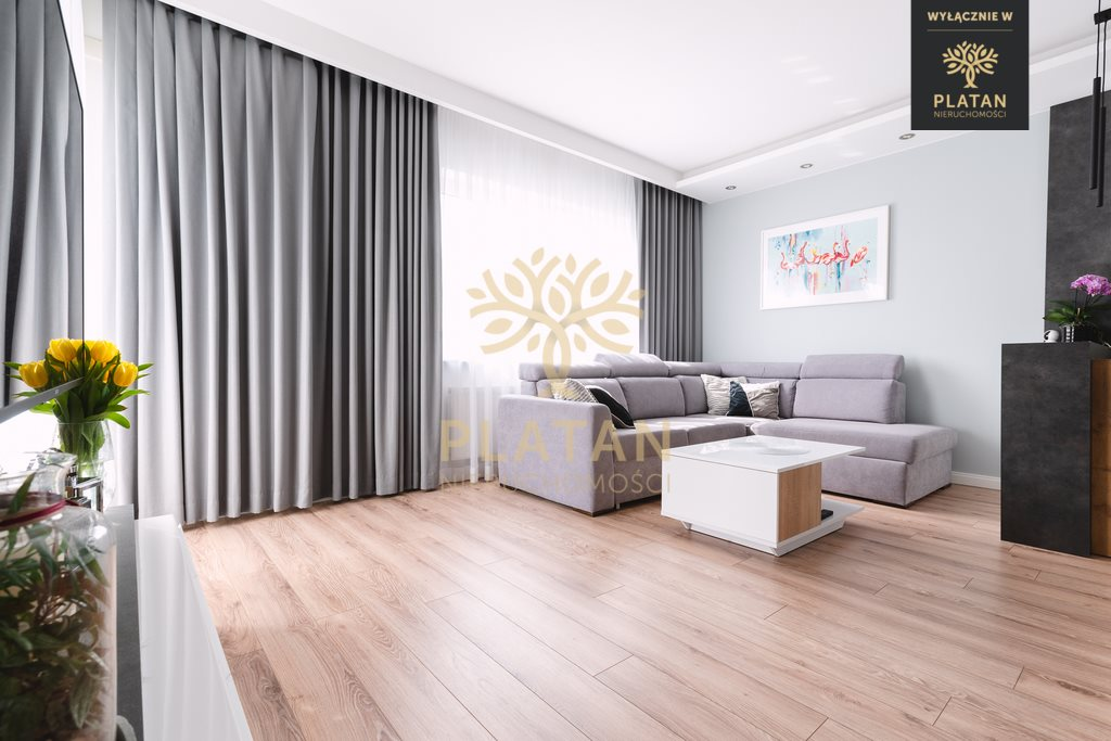 Mieszkanie czteropokojowe  na sprzedaż Tarnowo Podgórne  66m2 Foto 2