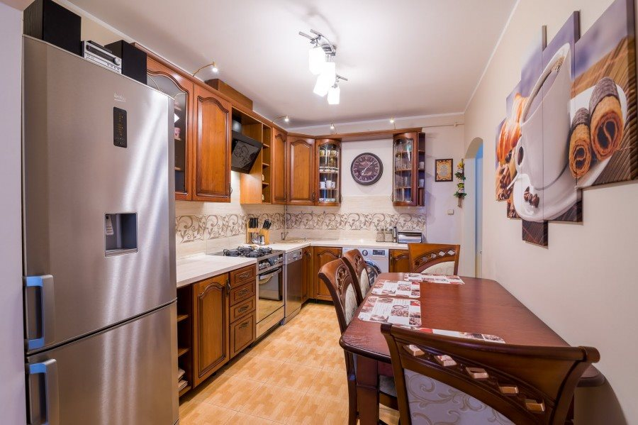 Mieszkanie trzypokojowe na sprzedaż Stargard, Centrum  70m2 Foto 4