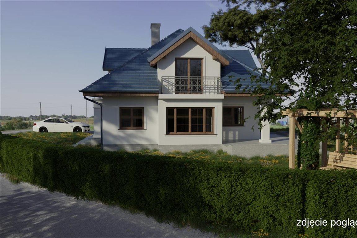 Działka budowlana na sprzedaż Kończyce Małe, Zebrzydowice  1604m2 Foto 5