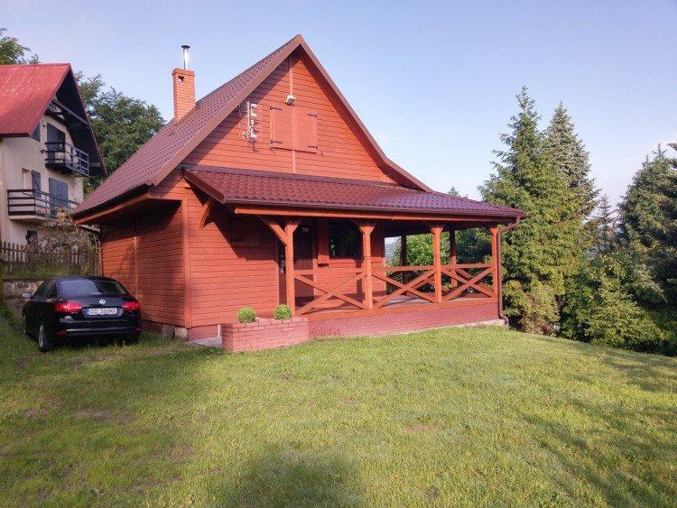 Dom na sprzedaż Krzeszna, Jezioro, Pas nadmorski, Przystanek PKM, Tereny rek, informacja w biurze  70m2 Foto 1