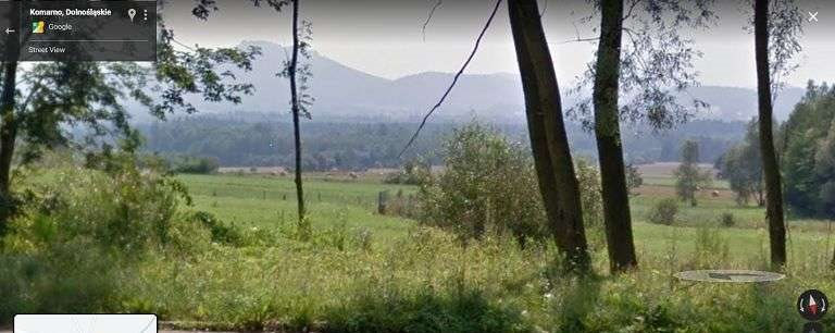 Działka budowlana na sprzedaż Komarno, Widokowa  1077m2 Foto 14